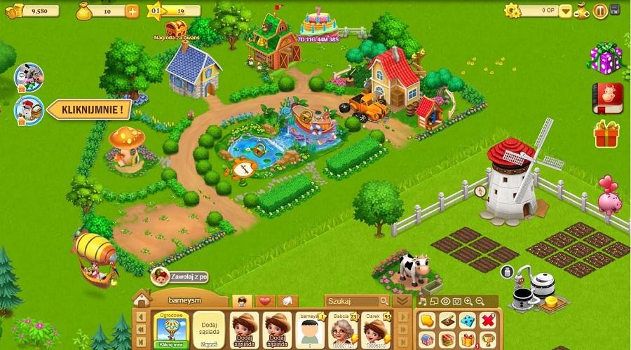 wiejskie życie gra